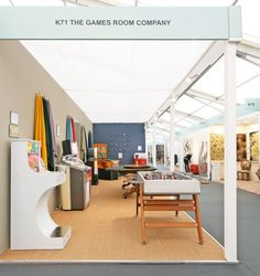 Photos from The Games Room Company's Stand at Decorex International 2014 Games Room Inspiration, Interior Design Shows, Game Room, Bed, Outdoor Decor, Furniture, Home Decor, Homemade Home Decor, Living Room Playroom