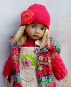 Overall skirt set for Little Daeling | Flickr - Photo Sharing!