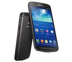 Introducing Samsung's take on the Sony Xperia Z - Samsung Galaxy S4 Active, the waterproof phone.
