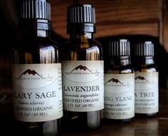 Organic Essential Oils. Great site for purchasing organic ingredients for homemade beauty products.