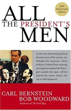 All the President's Men-Such a Great Piece of Journalism