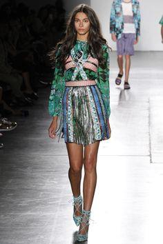 Custo Barcelona - Spring/Summer 2016 Ready-To-Wear - NYFW (Vogue.co.uk)