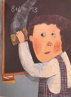 Che cos'è un bambino? Beatrice Alemagna