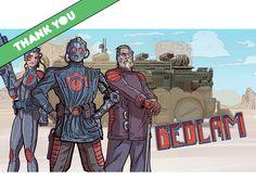 Bedlam — Kickstarter
