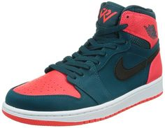 big sale 166a7 39eef Nike Herren Air Jordan 1 Retro High Turnschuhe, Talla  Amazon.de  Schuhe    Handtaschen