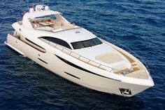 M/Y Sun Kiss, built in Antalya is a 35m 114ft luxury motor yacht charter based in Gocek Turkey. She offers 5 cabins for up to 10 guests cruising in Turkey and Greek Islands