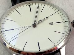Panzera Breuer 44 watch