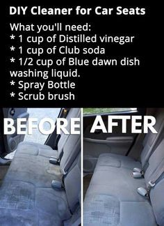 File this under: life hacks. Spring is here, or at least for some of us, and that means lots of cleaning. We've rounded up ten more easy life hacks that aim … Car Cleaning Hacks, Household Cleaning Tips, Cleaning Recipes, House Cleaning Tips, Spring Cleaning, Car Hacks, Hacks Diy, Cleaning Supplies, Car Life Hacks