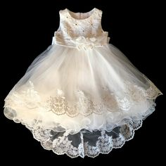 44389933009 Πανέμορφο Παιδικό Φόρεμα για Παρανυφάκι, Πάρτι τελευταίο κομμάτι για 5-6  Χρονών