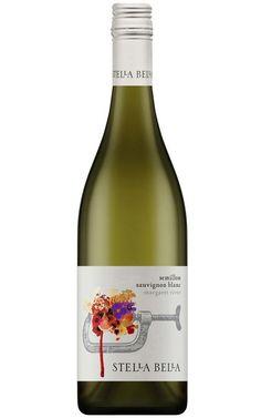 Stella Bella Semillon Sauvignon Blanc 2018 Margaret River - 12 Bottles White Wines, Tropical Fruits, Wine Labels, Sauvignon Blanc, Bottles, Alcohol, River, Rubbing Alcohol, Wine Tags