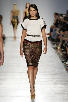 i love this elena miro plus size top!