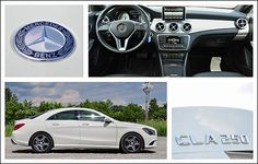 "2014 Mercedes CLA 250 Review │ Perhaps I've become far too accustomed to driving what I would consider real Mercs over the last 15 years, but then again I've never had a problem with the B-Class, if one was to consider it ""an untrue Mercedes."" In fact, I've always thought that it was a brilliant product, as a 2nd or 3rd car in the family fleet. And that may be why I'm far from enamored with the CLA.  #Mercedes #CLA"