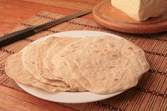 How to Make Flour Tortillas with Step-by-Step Pictures....I'm in so much trouble.