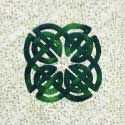 Celtic Knot: FREE Ireland Block of the Month Irish Quilt Block Pattern