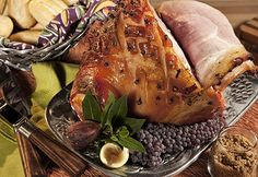 Mouth-watering brown sugar glazed ham is a holiday favorite. This savory, easy-to-prepare recipe will make your guests think you are a professional chef.
