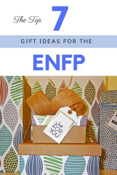 What gifts are sure to win over an #ENFP? How does the #ENFP feel about gifts? Find out in this in-depth post!