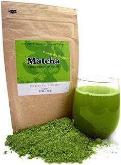 Coastal Tea Company® Organic Ceremonial Grade Matcha Green Tea Powder for Drinking, Japanese Macha, 1.75 Ounce Coastal Tea Company http://www.amazon.com/dp/B00UG4ST1W/ref=cm_sw_r_pi_dp_dytiwb0CYAMES