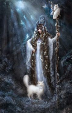 fantasy witch - Google Search