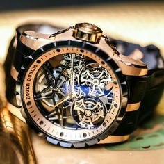 Roger Dubuis Excalibur!