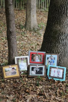Rustic Wooden 5x7 Clip Picture Frame You select by sweetdisplay