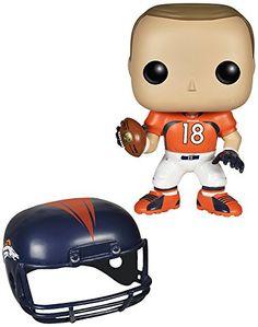 ADLIH LOVES THIS Funko POP NFL  Wave 1 - Peyton Manning Action Figures FunKo  http 4ccf4b45b3ff1