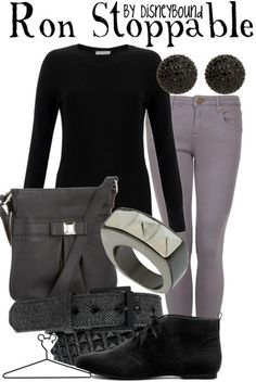 Ron Stoppable casual girl's outfit - Kim Possible