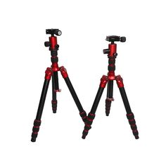 5 sections tripod with ball head