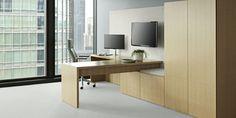 Credentials Wood Office Furniture Casegoods Gunlocke