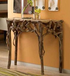 24 Driftwood Furniture Designs That May Inspire You!
