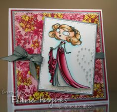 kraftin kimmie snow white | Kraftin' Kimmie Stamps Fairytale Release!