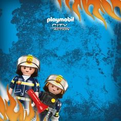 novedades bomberos playmobil