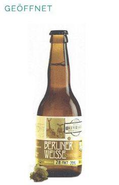 Berliner Weiße Craft Beer von Brew Baker in Berlin