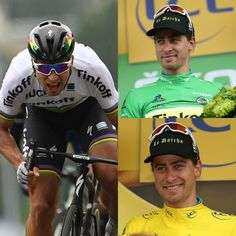 Yesterday was another Super Sunday for Tinkoff's Peter Sagan! The winner of the green jersey at the last four editions of Le Tour de France will be resplendent in yellow today...