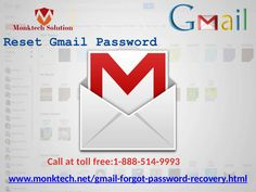 Do you know how to reset Gmail password 1-888-514-9993? If you don't know how to reset Gmail password then you need to dial our toll-free number 1-888-514-9993where our experts will assist you to solve the following issues:- Are you not getting the verification code? Has your account been hacked? Are you suffering with the weak password issues? http://www.monktech.net/gmail-forgot-password-recovery.html