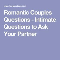 Sexual truth questions to ask a guy