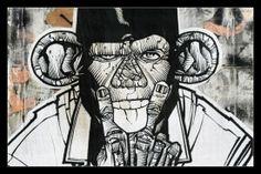 surpreendentes grafites e artes urbanas