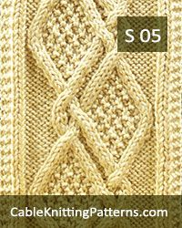 How to knit the Moss Diamonds cable scarf -Free Pattern This is not a difficult knit, but it is slightly tricky and you will need to pay attention to the pattern to get the hang of it. Cable Knitting Patterns, Knitting Stiches, Knitting Designs, Knitting Socks, Knit Stitches, Creative Knitting, Fingerless Gloves Knitted, Pay Attention, Free Pattern