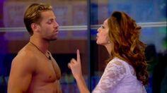Celebrity Big Brother 2015 James Hill and Farrah Abraham