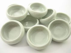 Bowl Size : Diameter 30 mm/ High 12 mm. Material : Ceramic. We will reply within 24 hours. - If you are not satisfied with it. 10 Bowls. | eBay!
