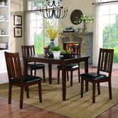 Found it at Wayfair - Mosely 5 Piece Dining Set