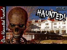 The Haunting of the Stanley Hotel - Our Haunted Travels The Stanley Hotel, Estes Park, Ghost Stories, Night, Day, Travel, Viajes, Trips, Tourism