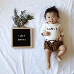 Diy baby boy onesies gender neutral 15 ideas for 2019 Boy Onesie, Onesies, Baby Shower Shirts, Baby Boy Birth Announcement, Baby Letters, Gender Neutral Baby Clothes, Organic Baby Clothes, Baby Milestones, Baby Boy Outfits