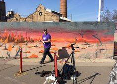 Graffiti Wall, Magazine, Blog, Painting, Art, Art Background, Painting Art, Kunst, Magazines