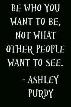That's really good advice Ashley