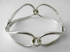 Tone Vigeland Bracelet - Vintage Norway Designs 1960's #EB250