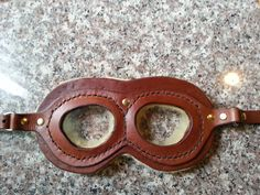 Aviator Goggles by TheClockworkAlien on Etsy, $25.00