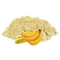 banana-powder  #banana #bananapowder Fruit List, Banana Powder, Fruits And Vegetables, Superfoods, Cool Things To Buy, Mango, Cool Stuff To Buy, Manga, Fruits And Veggies