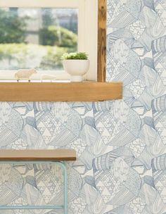 Wallpaper Designfrom Fancy NZ Design Blog