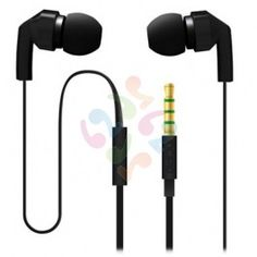 Incipio F80 Hi Fi Stereo Earbuds with Inline Microphone - Black | RP: $39.99, SP: $34.99