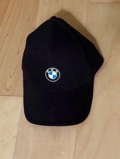 New w o tags BMW Lifestyle Men s Baseball Black  fashion  clothing  shoes 1de08abed686